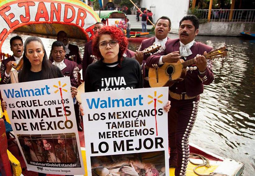 Mexicanos, clientes de segunda categoría para Walmart: organización animalista | El Imparcial de Oaxaca