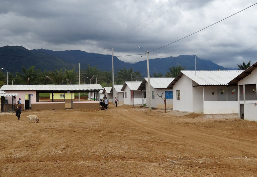 Las FARC impulsan comunidades para reintegrarse a la sociedad | El Imparcial de Oaxaca