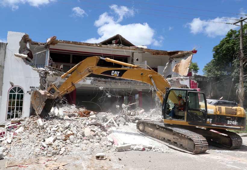 Unos 9 mmdp costará reconstrucción por sismos en el Istmo, Oaxaca: AMH   El Imparcial de Oaxaca