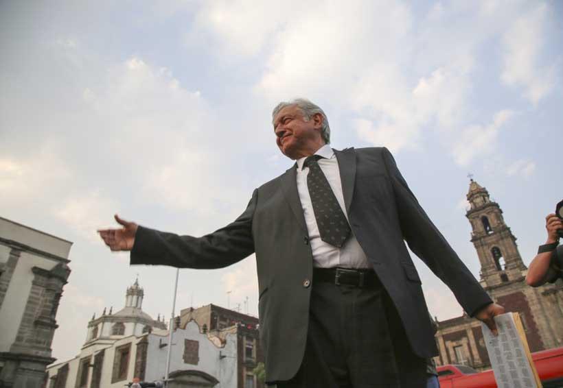 AMLO asegura que la elección de candidato del PRI confronta Salinas con EPN | El Imparcial de Oaxaca