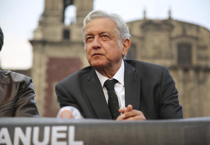 AMLO pide aplazar elección de fiscal general | El Imparcial de Oaxaca