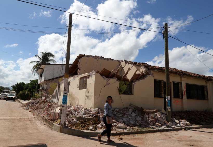 Presenta gobierno de Oaxaca estrategia de reconstrucción para el Istmo | El Imparcial de Oaxaca