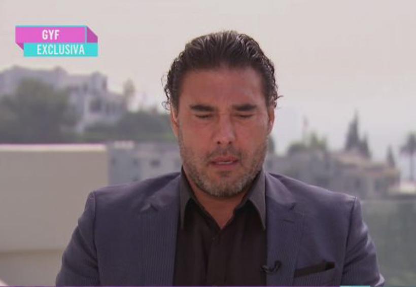 Video: Eduardo Yáñez llora y pide perdón a reportero que agredió | El Imparcial de Oaxaca