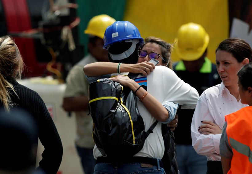 Evadir imágenes que recuerden sismos ayuda a mejorar estado emocional | El Imparcial de Oaxaca