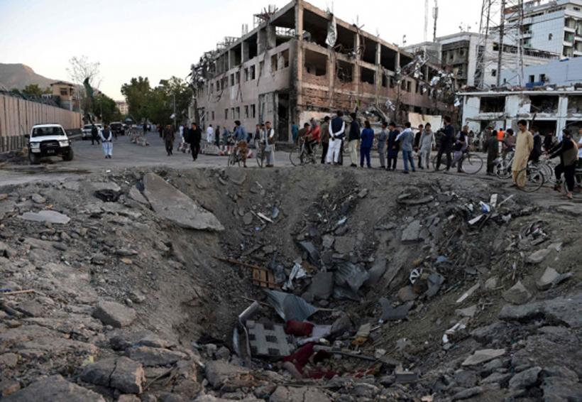 Atentados a mezquitas dejan por lo menos 50 muertos en Afganistán | El Imparcial de Oaxaca