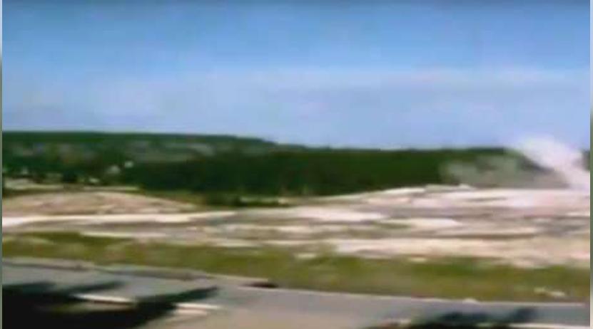Video: sorprende extraño objeto volador sobre Yellowstone | El Imparcial de Oaxaca