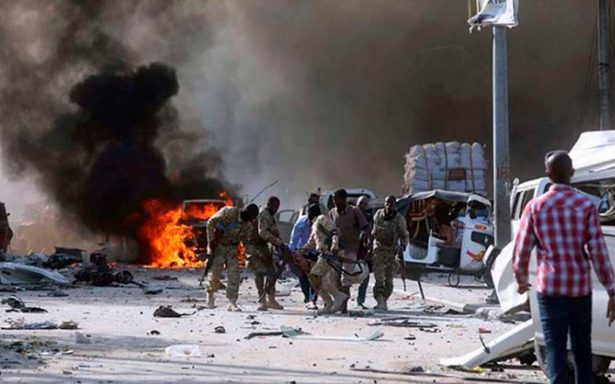 Mueren al menos 20 personas en atentado en Somalia | El Imparcial de Oaxaca