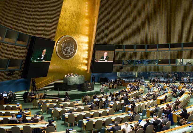 México es nuevo miembro del Consejo de DDHH de la ONU   El Imparcial de Oaxaca