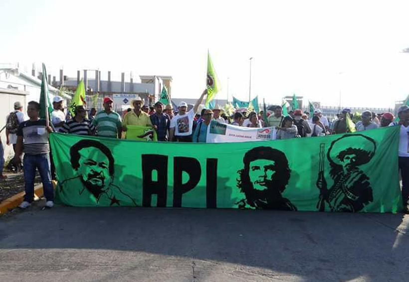 En el Istmo anuncia la API movilización | El Imparcial de Oaxaca