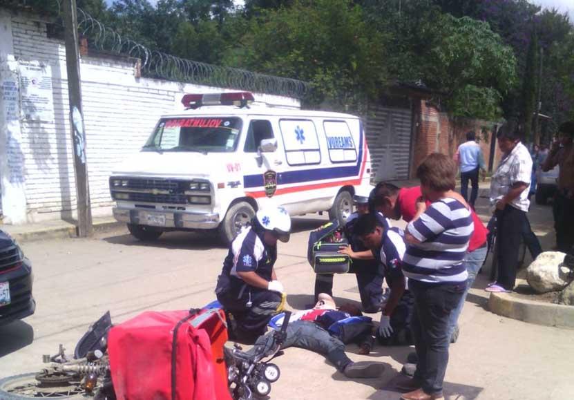 Atropellado en Ánimas Trujano, Oaxaca | El Imparcial de Oaxaca