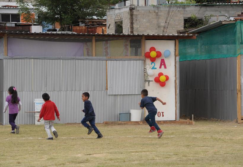 Aumentan aulas de lámina y carrizo en Oaxaca | El Imparcial de Oaxaca