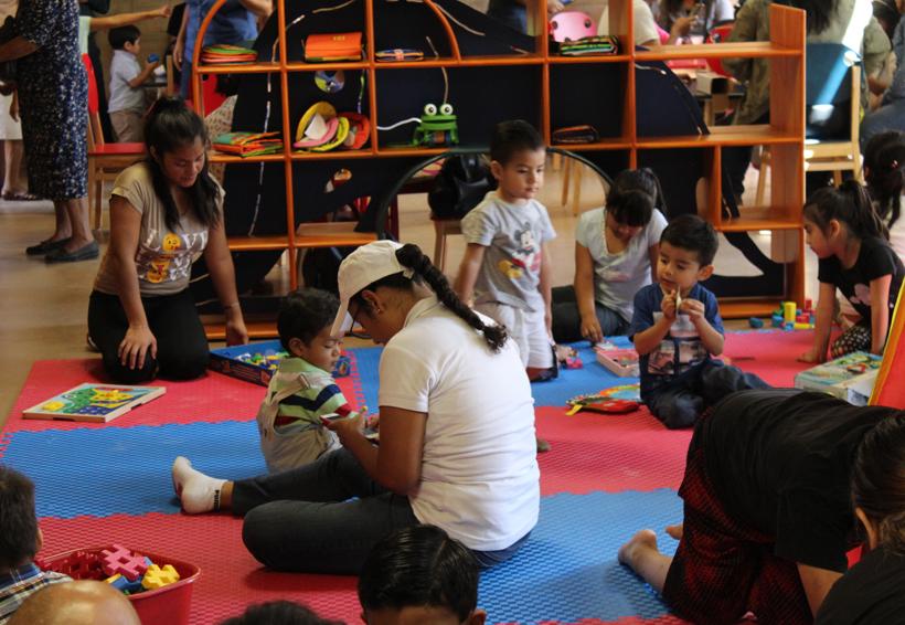 Biblioteca Infantil y Juvenil BS tiene nueva sede en Santa Lucía, Oaxaca | El Imparcial de Oaxaca