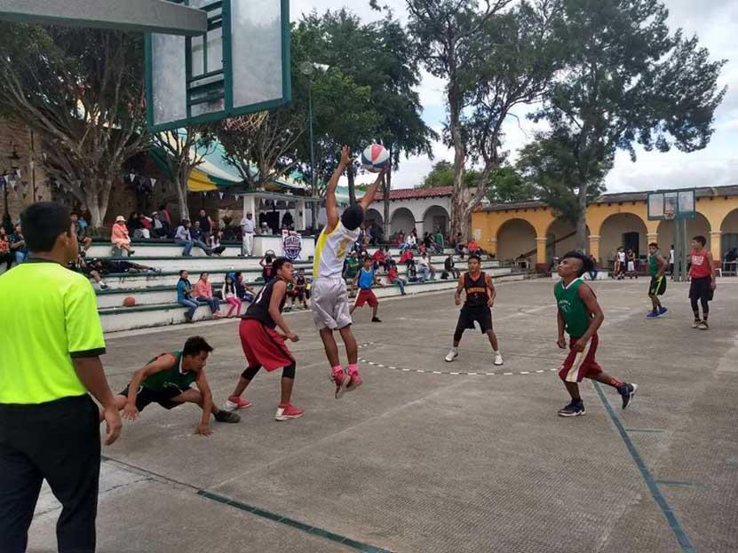Se derramó la Copa en San Jerónimo Sosola   El Imparcial de Oaxaca