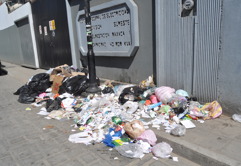 Amagan vecinos de Zaachila con otro periodo de 10 días de cierre del tiradero municipal de Oaxaca | El Imparcial de Oaxaca