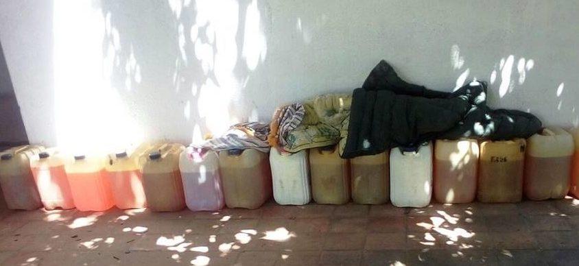 Aseguran huachicol en Juchitán, Oaxaca | El Imparcial de Oaxaca