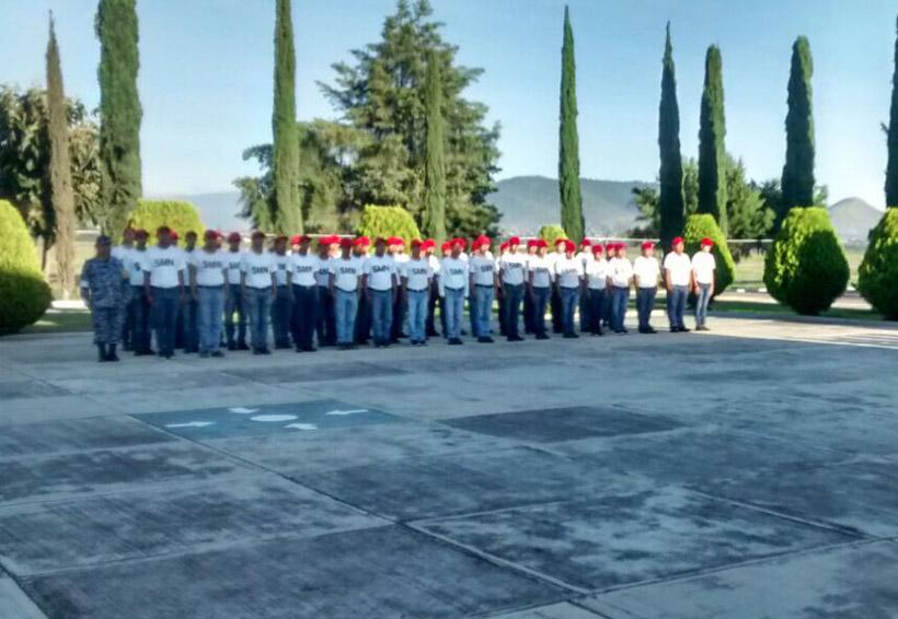 Invitan a jóvenes a inscribirse al SMN | El Imparcial de Oaxaca