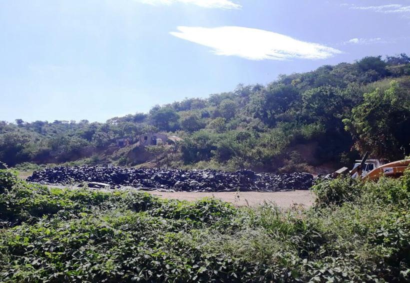 En el Istmo convertirán cementerio de desechos industriales en campo deportivo | El Imparcial de Oaxaca