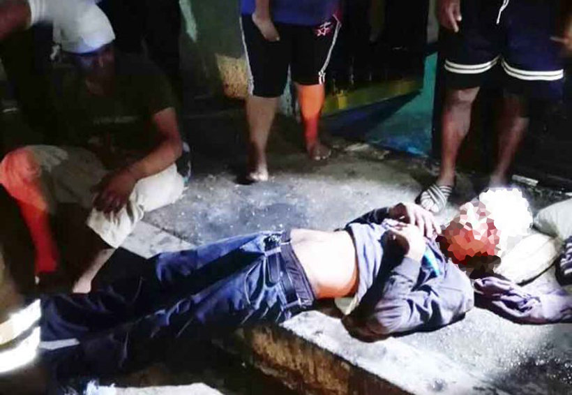 Macheteados en riña callejera   El Imparcial de Oaxaca