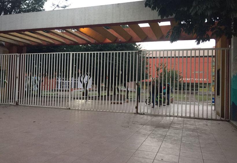 Toma STEUABJO edificio de Rectoría en Oaxaca | El Imparcial de Oaxaca