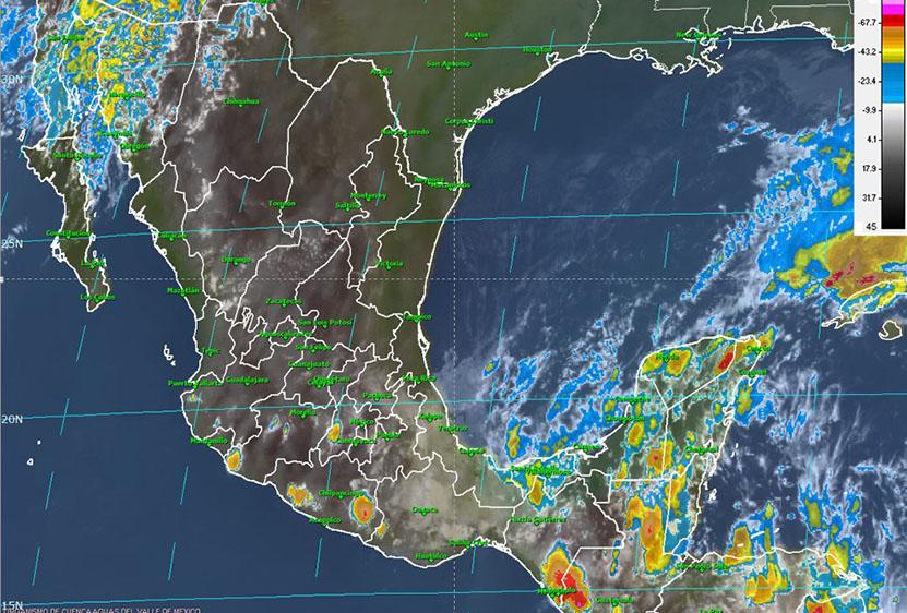 Se pronostican tormentas intensas y bajas temperaturas para Oaxaca este miércoles | El Imparcial de Oaxaca