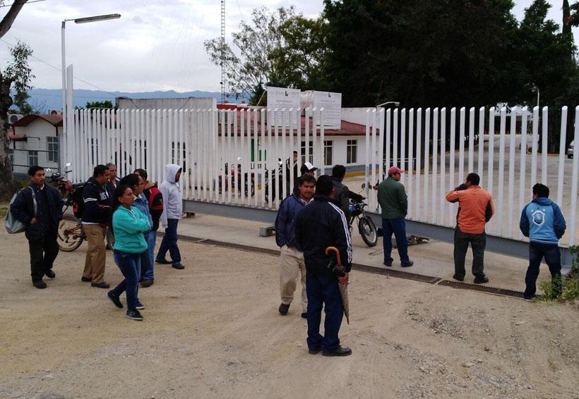 Solo unas horas duró protesta en Liconsa   El Imparcial de Oaxaca