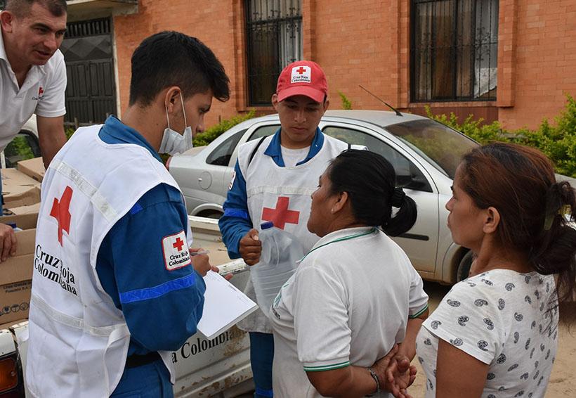 Cruz Roja cierra centros de acopio y pasa a segunda etapa humanitaria | El Imparcial de Oaxaca