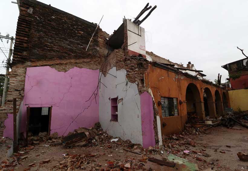 Presentan daños 78 templos  católicos del Istmo: Inpac | El Imparcial de Oaxaca