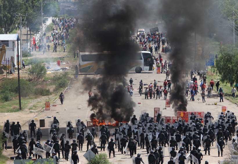 CNDH emite recomendación por violencia en Nochixtlán, Oaxaca | El Imparcial de Oaxaca