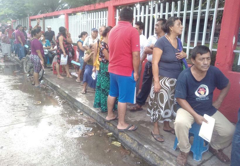 Registro de empleo temporal exhibe desorganización | El Imparcial de Oaxaca