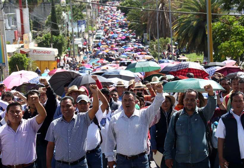 Viene la fase de presión: Sección 22 | El Imparcial de Oaxaca
