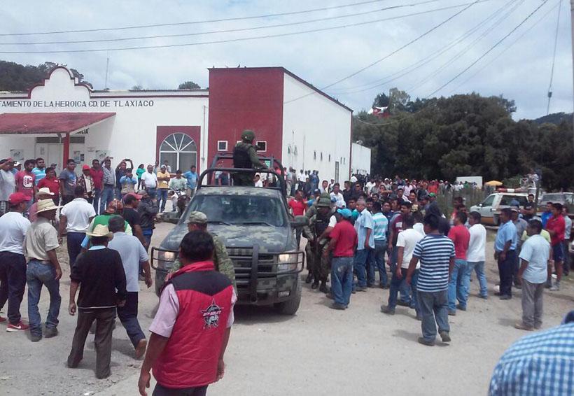 Debe seguir preso síndico de Tlaxiaco acusado de abuso de autoridad | El Imparcial de Oaxaca