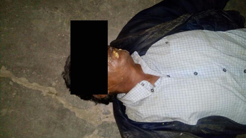 Hallan muerto a hombre en el centro de Tlacolula, Oaxaca | El Imparcial de Oaxaca