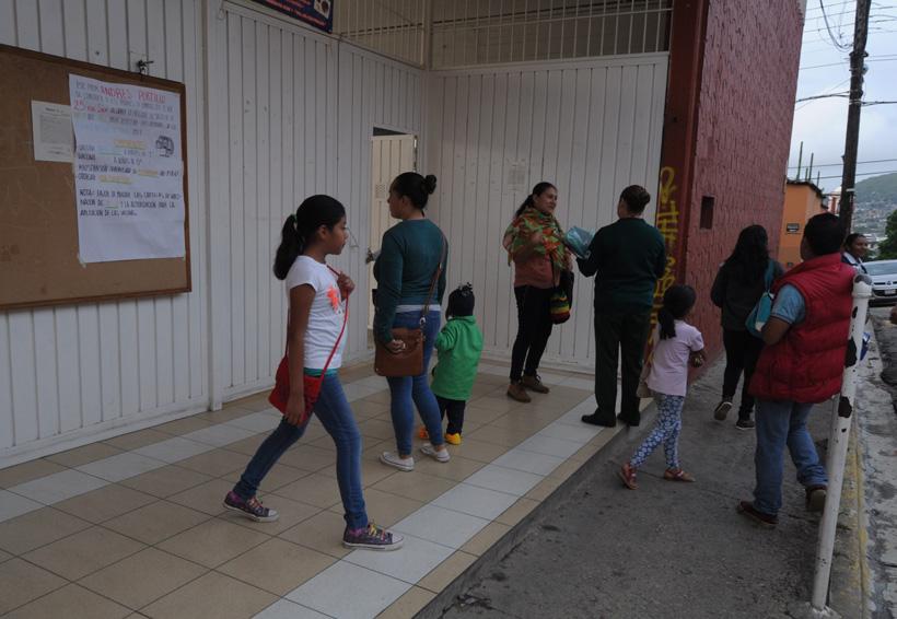 Piden descuentos a docentes que se niegan a reiniciar clases en Oaxaca   El Imparcial de Oaxaca