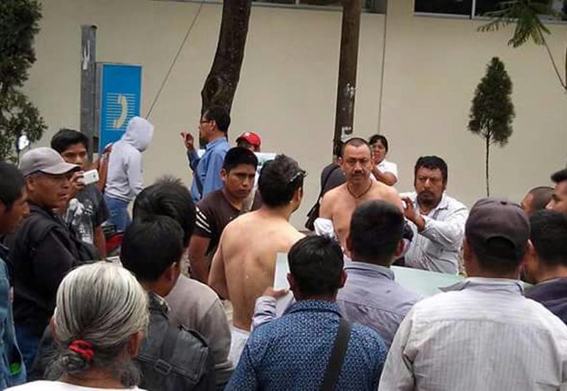 Exigen castigo contra agresores de funcionarios en Oaxaca | El Imparcial de Oaxaca