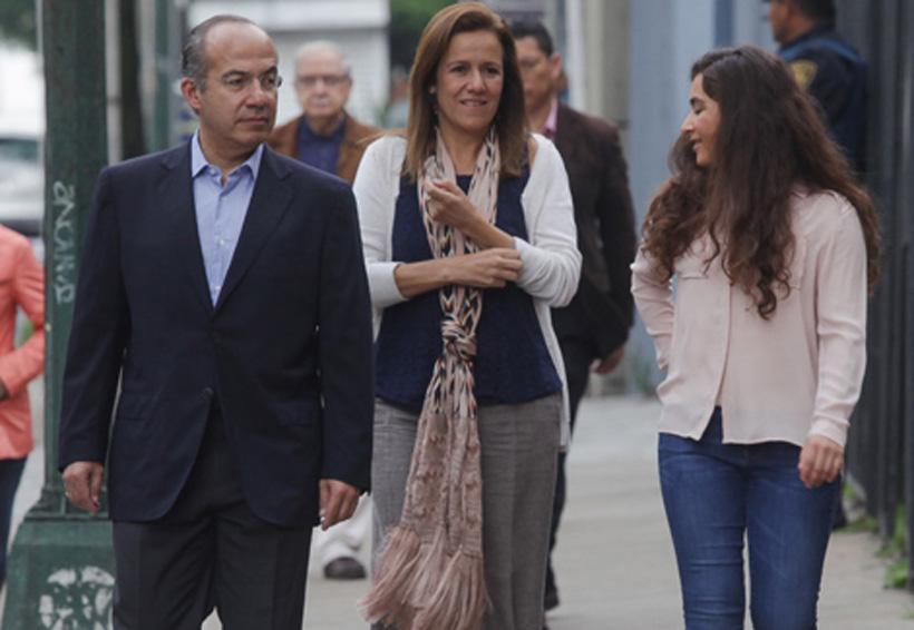 Descarta Zavala pedirle a Calderón que renuncie al PAN | El Imparcial de Oaxaca