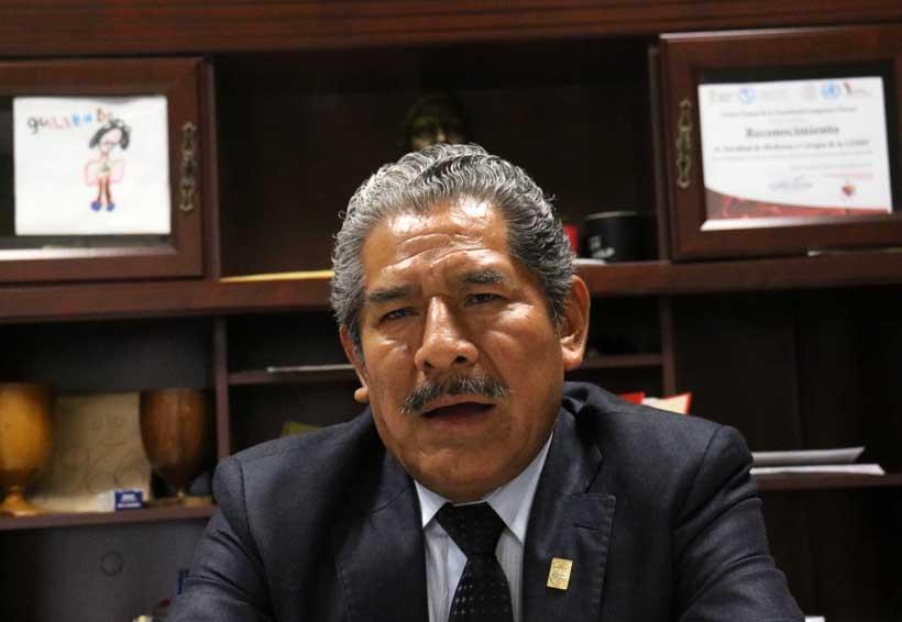Guilebaldo Cruz, en la mejora constante de la Facultad de Medicina | El Imparcial de Oaxaca