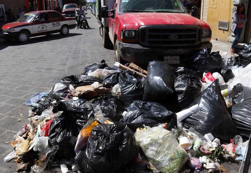 Vuelve el chantaje con el basurero municipal de Oaxaca | El Imparcial de Oaxaca
