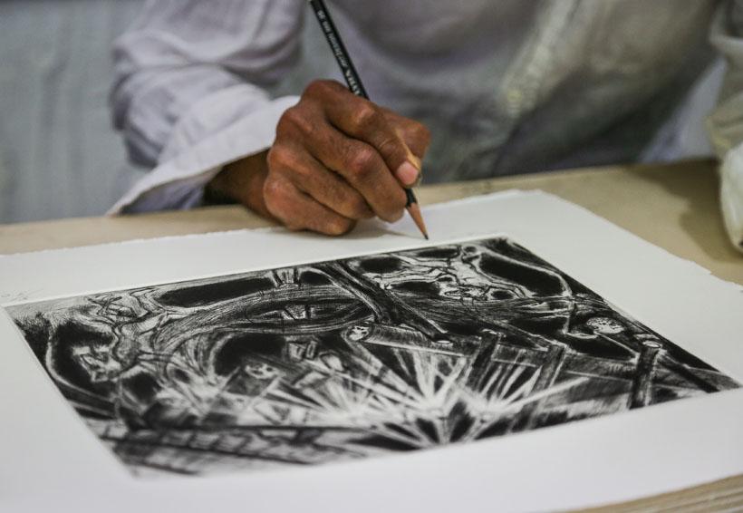 Toledo donará el cien por ciento de las ventas de su nueva obra | El Imparcial de Oaxaca