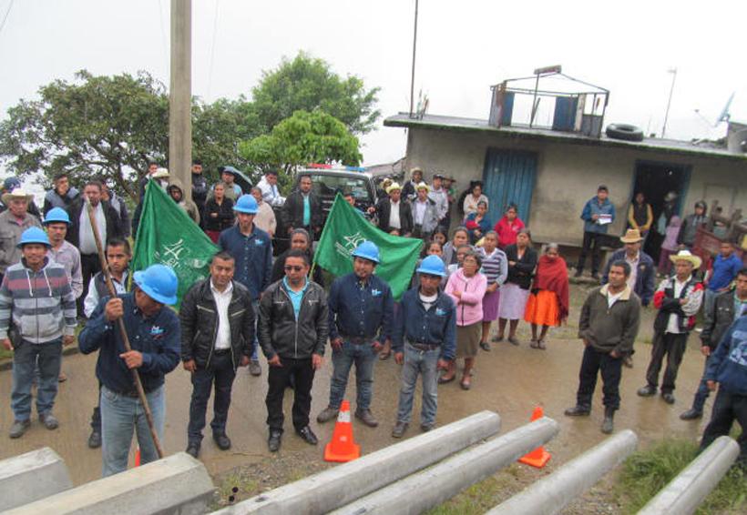Antorcha Campesina obtiene energía eléctrica en Acatepec, Oaxaca | El Imparcial de Oaxaca
