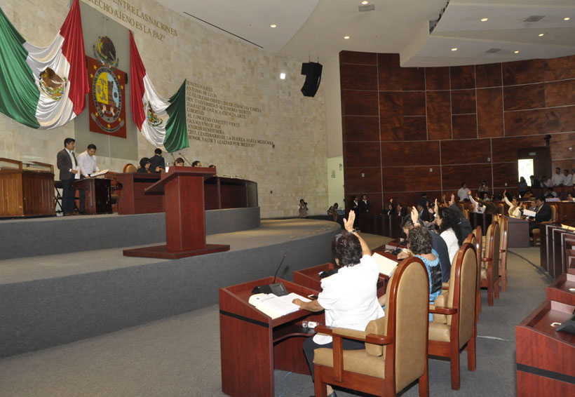 En Oaxaca, rehúyen legisladores a presentar su 3de3   El Imparcial de Oaxaca