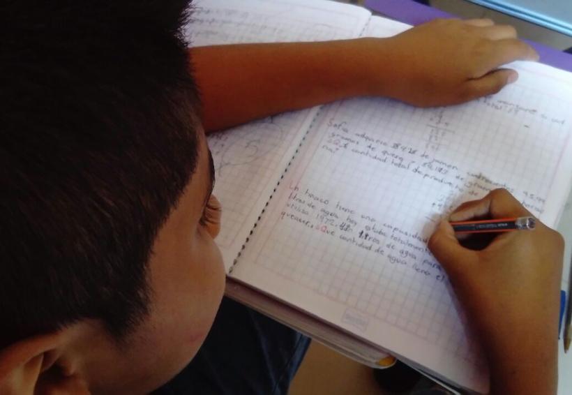 Escuelas de la Mixteca trabajan en recuperación  del ciclo escolar actual | El Imparcial de Oaxaca