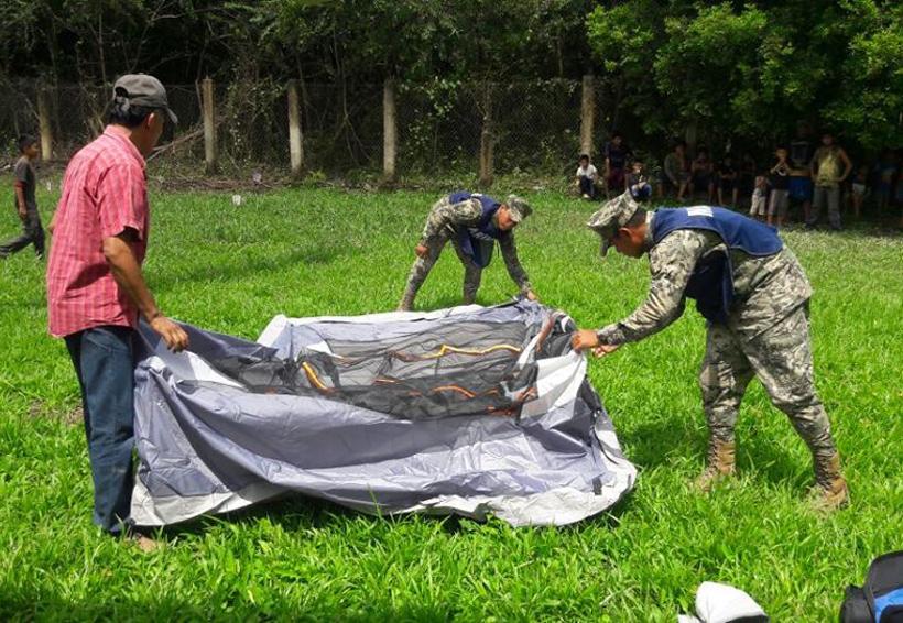 Llega la ayuda de San José el Paraíso, Oaxaca   El Imparcial de Oaxaca