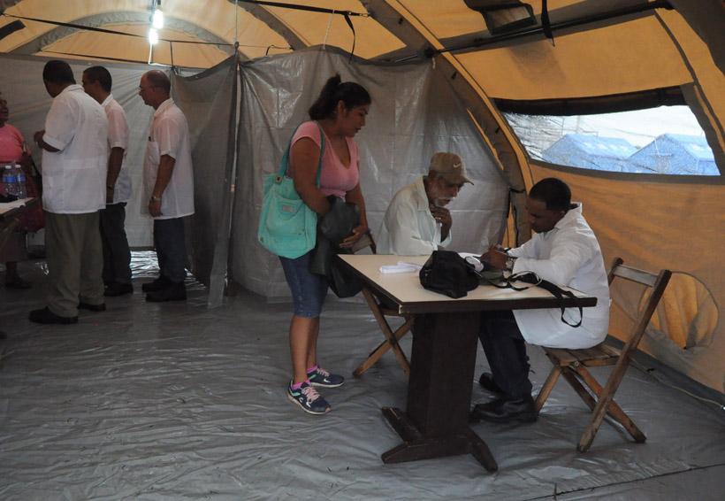 Médicos cubanos atienden enfermedades postraumáticas en el Istmo, Oaxaca | El Imparcial de Oaxaca