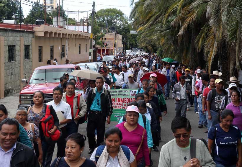 Pide Sección 22 más recursos para albergues indígenas | El Imparcial de Oaxaca