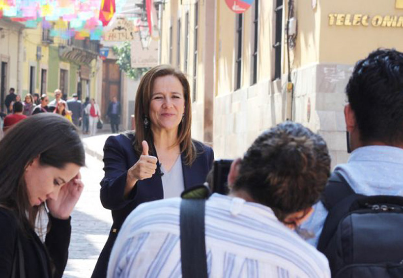 Margarita Zavala la mejor opción para gobernar México: exgobernadores del PAN   El Imparcial de Oaxaca