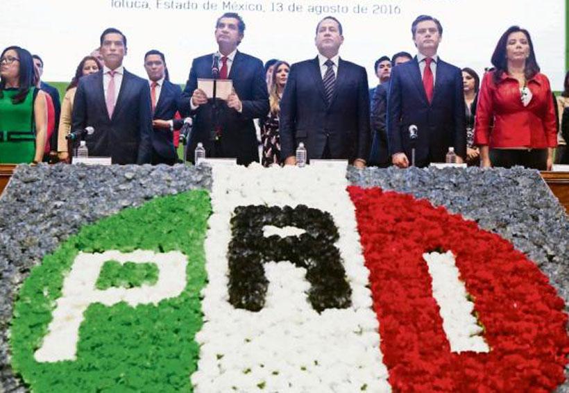Eruviel Ávila asume la presidencia del PRI en CDMX   El Imparcial de Oaxaca
