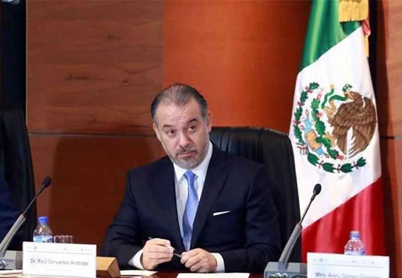 Renuncia titular de la PGR, Raúl Cervantes | El Imparcial de Oaxaca