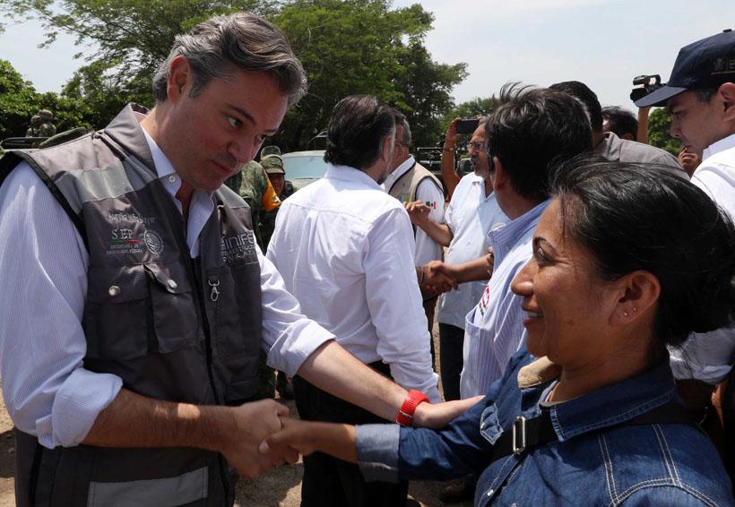 Nuño reitera que no se perderá ciclo escolar en el Istmo de Oaxaca | El Imparcial de Oaxaca