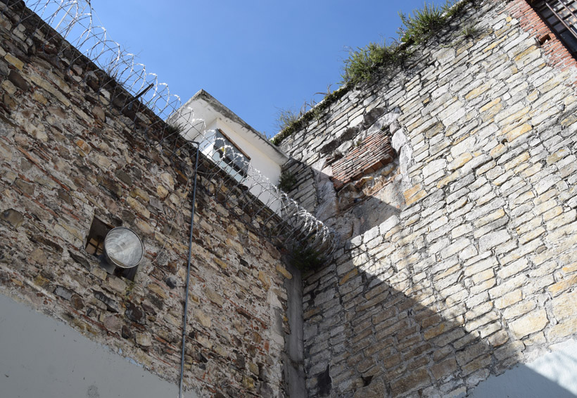 En mal estado cárcel de Tlaxiaco, Oaxaca   El Imparcial de Oaxaca
