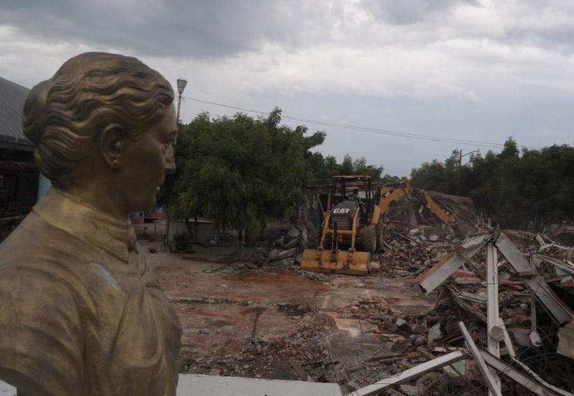 Demoliciones en Juchitán: un error | El Imparcial de Oaxaca